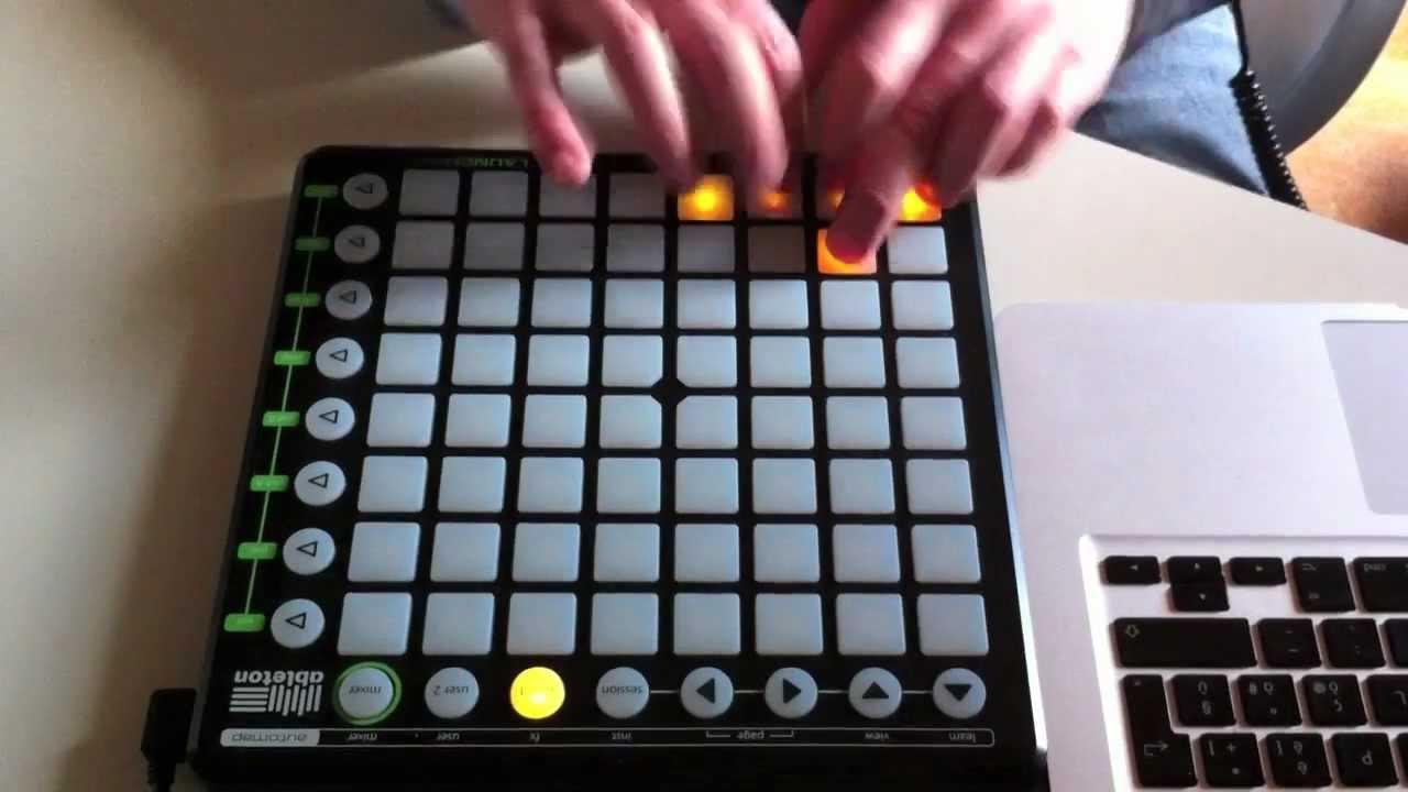 Dj Tech Tools Ableton Contest By Rick Fresco Youtube