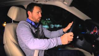 Night Vision Challenge In The 2014 BMW X5!