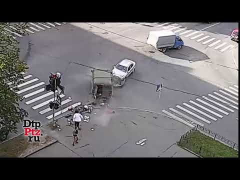 Пешеходам повезло