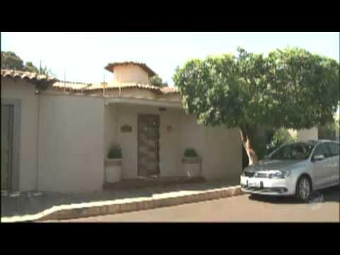 Casa de prefeito é invadida em Aramina, SP