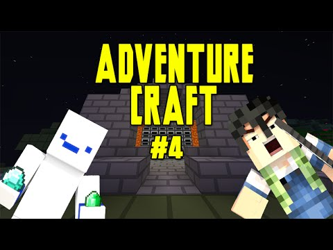 Adventure Craft (ft.SUSHI,fomos para o nether) #4