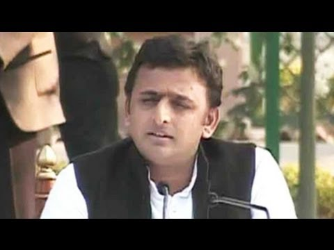 Media should apologise to me: rattled Akhilesh Yadav defends Saifai festival