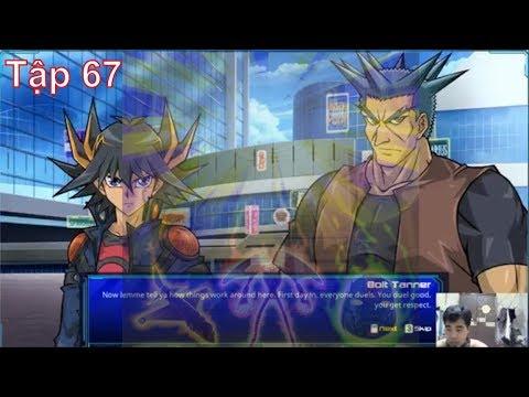 Vua Trò Chơi Yugi Oh  50's Tập 67 - Yusei vs Bolt -Sức Mạnh Của Lá Bài Chronomaly Pyramid Eye Tablet