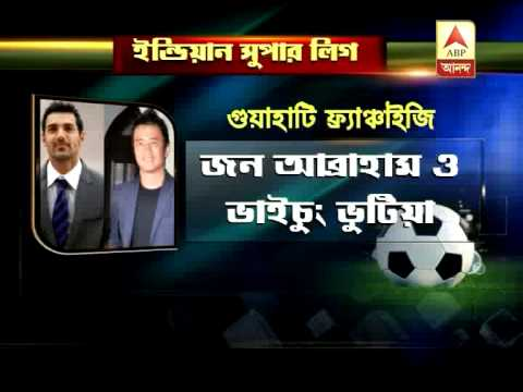 SP:Indian Super League, football team in pattern of IPL