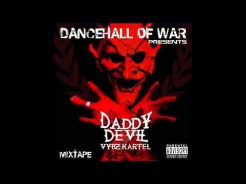 Vybz Kartel - Daddy Devil Mixtape 2012
