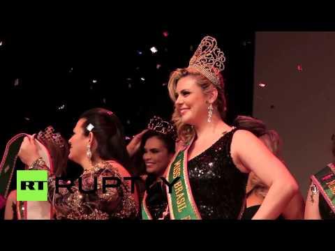 Brazil: Meet The Hottest Plus Size Models In Brazil