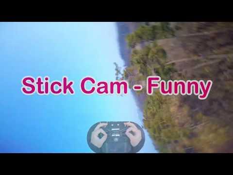 스틱캠 * Stick Cam - funny//impulseRC APEX / kiss v1 /Aikon 35A 4 in 1 / tbs unify pro32 / 레이싱 드론 프리스타일
