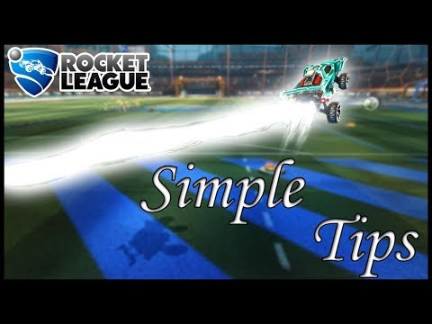 Overlooked But VERY USEFUL Tips For All Levels Of Rocket League Play