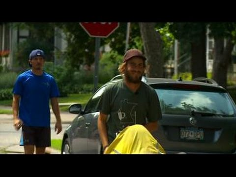 MN Man Close To Accomplishing Goal Of Walking Around The World