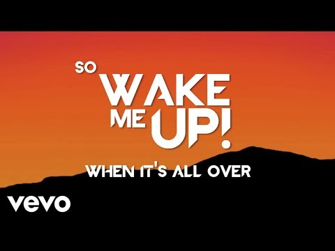 Avicii - Wake Me Up (Lyric Vid...