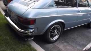 1974 Volkswagen 412 Coupe