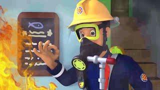 Požiarnik Sam - Karikatura