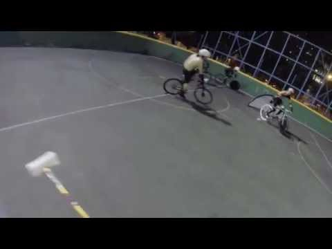 Hong Kong BikePolo Daily life wiz Gopro hero3+