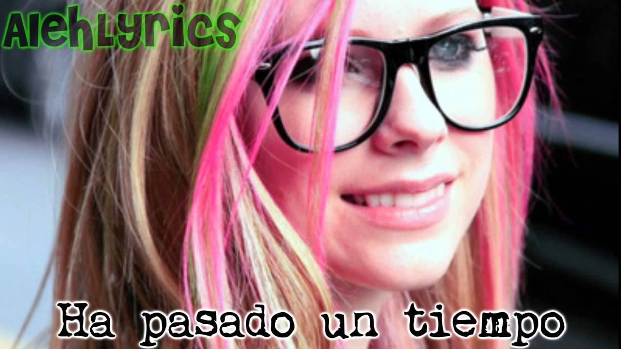 letra de complicated de avril lavigne: