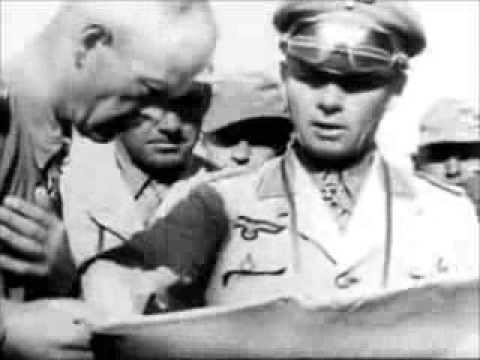 Rare WW2 film footage of the Wehrmacht Part 18 - North Africa / German Africa Corps / Erwin Rommel