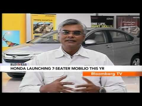 In Business- Auto Industry Facing Tough Times: Honda