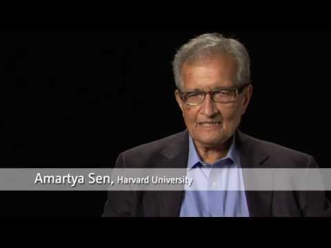 Amartya Sen video greeting to Martti Ahtisaari - 17th WIDER Annual Lecture