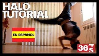 Tutorial Halo / Corona (Break Dance)