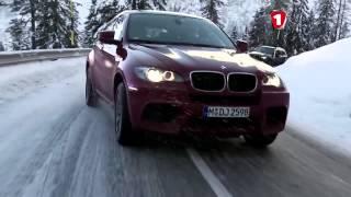 СПЕЦРепортаж: Презентация нового BMW X6 в Одессе