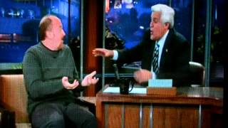 Louis C.K. & Jay Leno Go At It