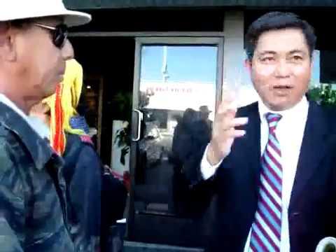 Nghị viên Hoàng Duy Hùng bị biểu tình tại Bolsa - tập 4