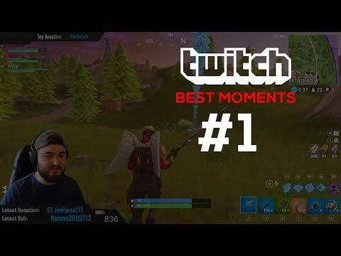 Twitch Best Moments #1 - Tyler Rage, Imaqtpie Crazy, Faker