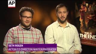 "Rogen and Goldberg ""in Debt"" to Rihanna"