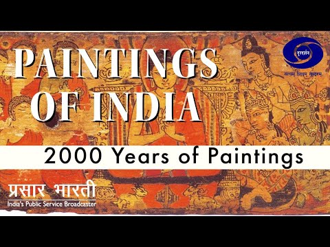 The Paintings of India - 2000 Years of Paintings