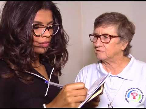 Reportagem sobre despedida de freiras de Barretos