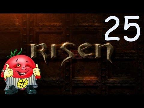 Прохождение Risen: 25я часть [Роем могилы]