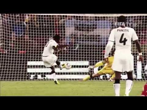 World Cup Team Profile: GHANA
