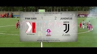 HIGHLIGHTS: Pink Bari vs Juventus Women