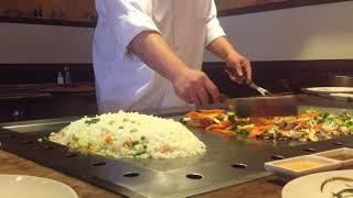 Musashi Hibachi Chef Training 101