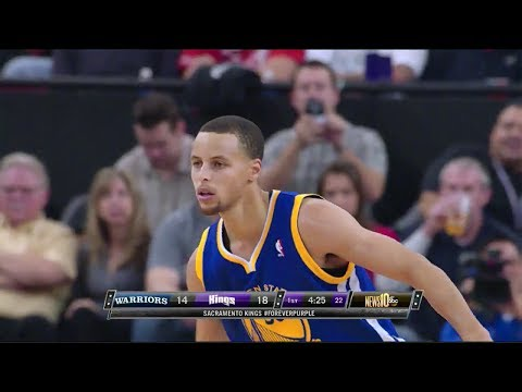 Stephen Curry Full Highlights at Kings (2013.12.01) - 36 Points, 10 Assists, Burial Time!