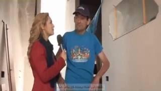 مهاجر مغربي بإيطاليا طرد مقدمة برنامج .. شاهد ردة فعله ملي عرف بأنها مغربية
