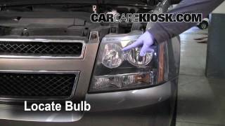How To Preview: Replace Turn Signal, Headlight, Brights