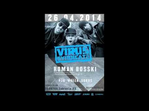 Wydarzenie Viosny Virus Syndciate i Bosski Roman w Fabryce