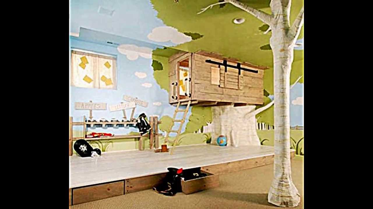 15 ungew hnlich kreative kinderzimmer ideen mit for Coole kinderzimmer