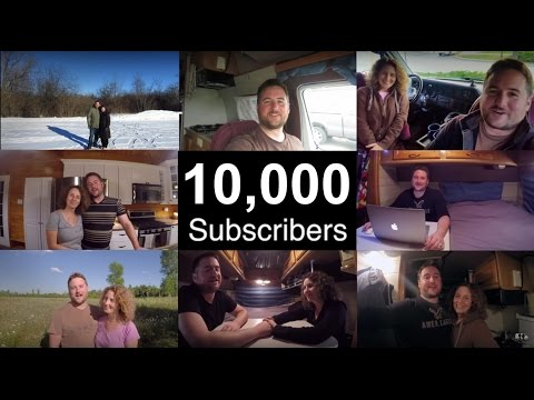 10,000 Subscribers! Thank You All So Much!