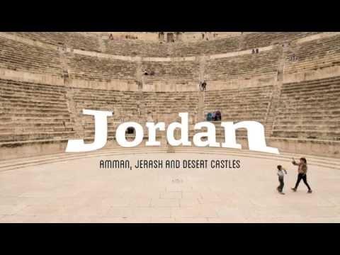 Jordan: Amman, Jerash and Desert Castles