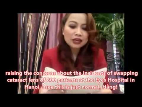 Vietnam's Minister of Health TV Q & A show: Hot Current Affairs