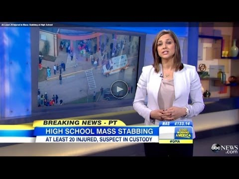 Mass Stabbing at Public High School in PA - FateofDestinee Snapshot Ep. 28