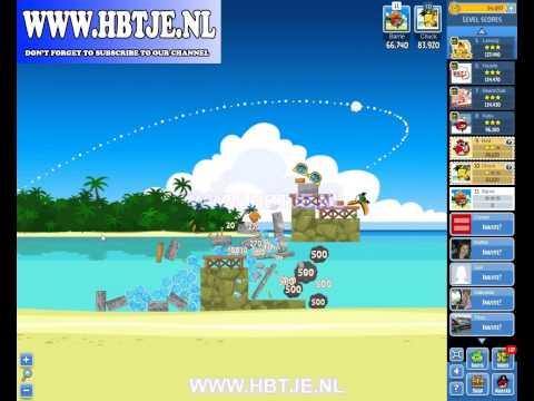 Angry Birds Friends Tournament Level 1 Week 63 (tournament 1) no power-ups