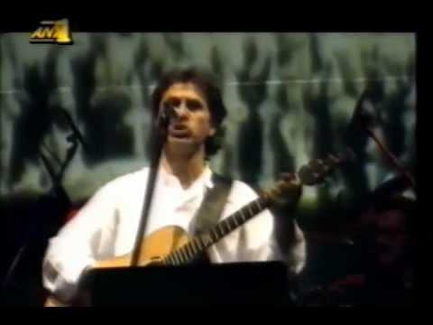Γιωργος Νταλαρας..Θεσσαλονικη 1996