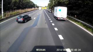 Don't be a reckless Driver Must see what will happen