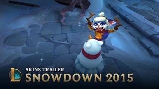 League of Legends - The Spirit of Snowdown