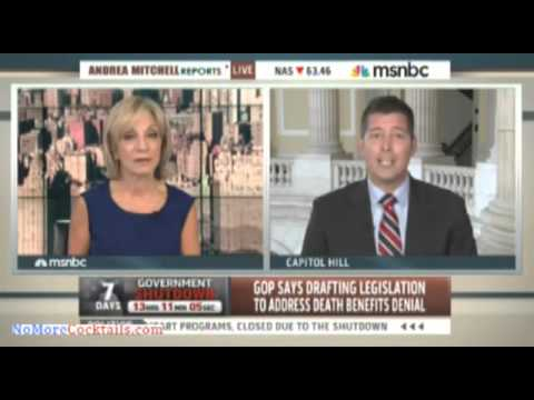 Rep. Sean Duffy slams Andrea Mitchell over 'pathetic' news reporting