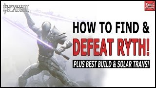 Infinity Blade 3: HOW TO FIND & DEFEAT RYTH! Incl. Best