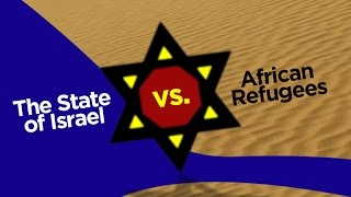 Defend African Refugees In Israel