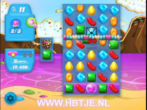 Candy Crush Soda Saga level 26